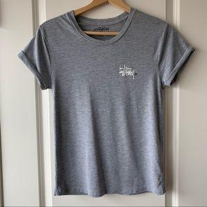 Stussy Gray Tshirt
